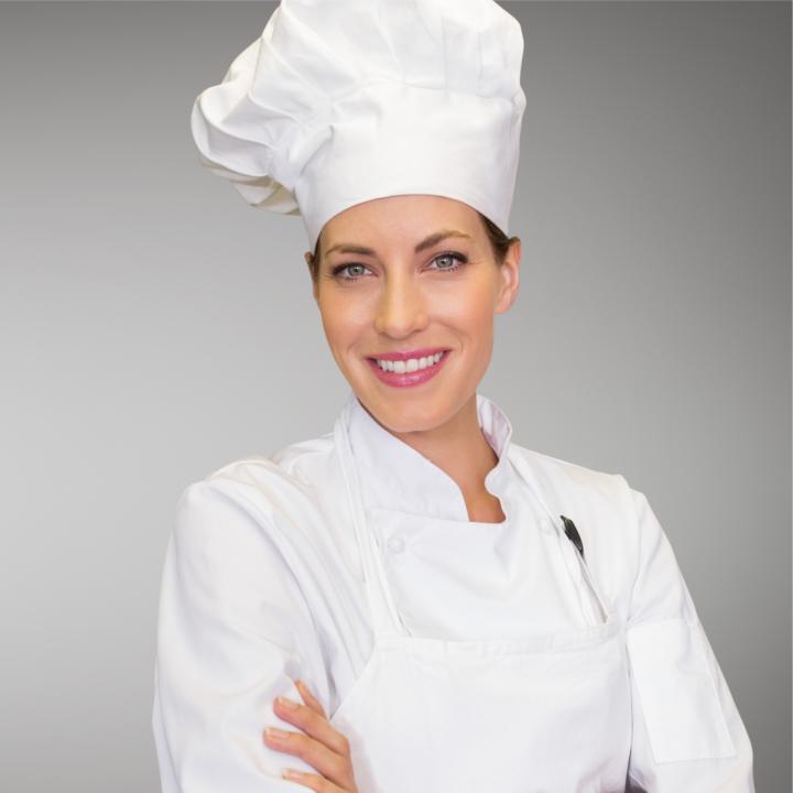 おいしいご飯を作ってくれそう!栄養士